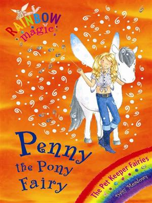 Penny the Pony Fairy Book Cover