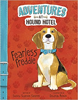 Fearless Freddie Book Cover