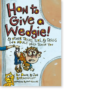 How to Give a Wedgie! Book Cover