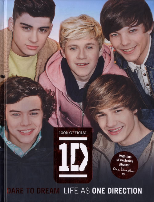 Dare to Dream Book Cover
