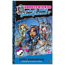 Who's That Ghoulfriend? Book Cover
