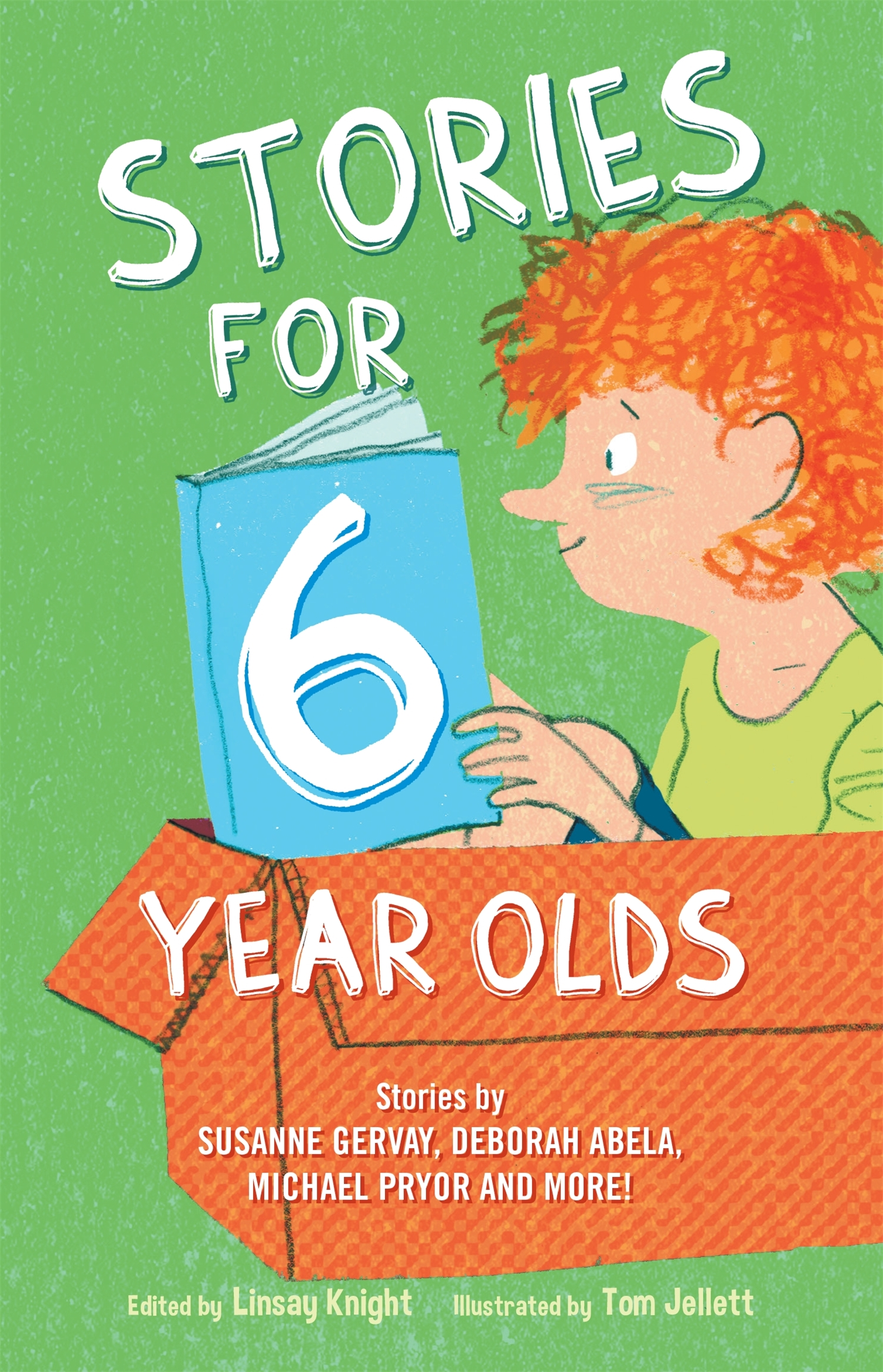 Stories for Six Year Olds Book Cover