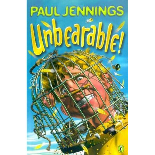 Unbearable! Book Cover