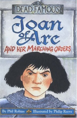 Joan of Arc and her marching orders Book Cover
