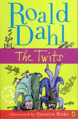 The Twits Book Cover