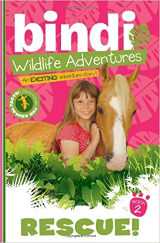 Bindi Wildlife Adventure Book Cover