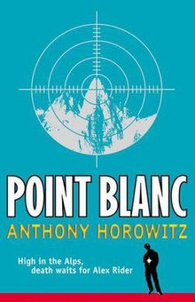 Point Blanc Book Cover