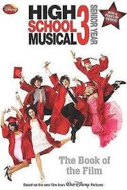 High School Musical 3 Book Cover
