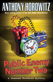 Public Enemy Number Two Book Cover