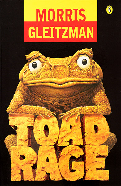 Toad Rage Book Cover