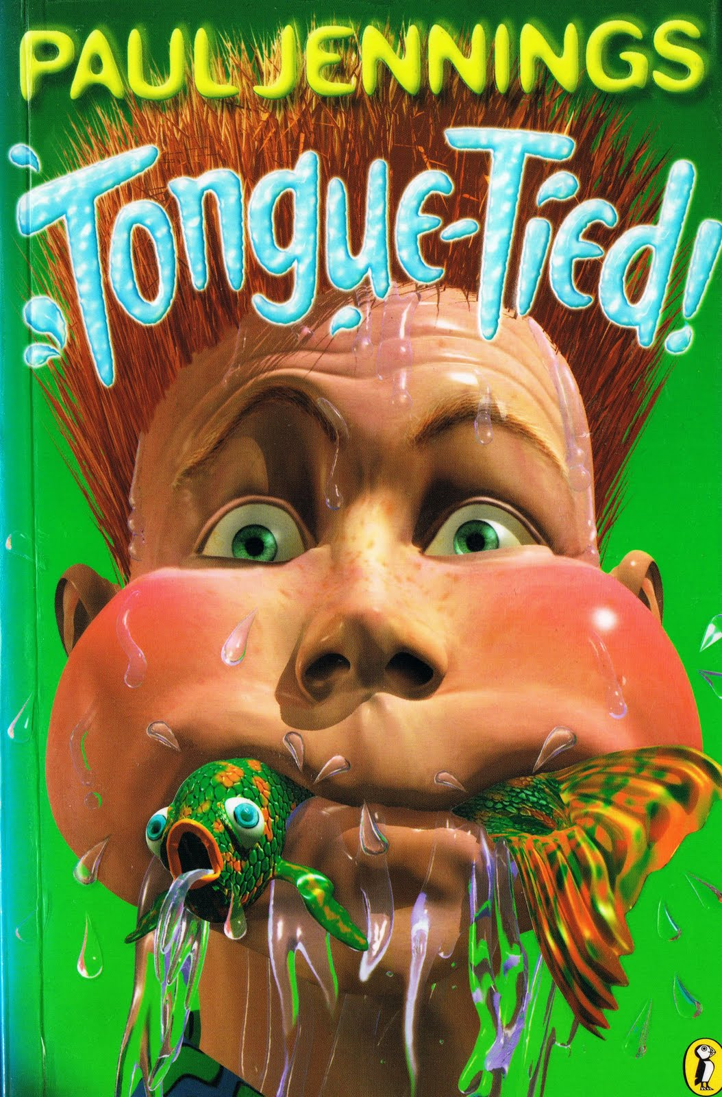 Tongue-Tied! Book Cover