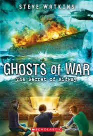 Ghosts of war: The secret of Midway Book Cover