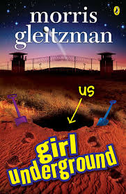 Girl Underground Book Cover