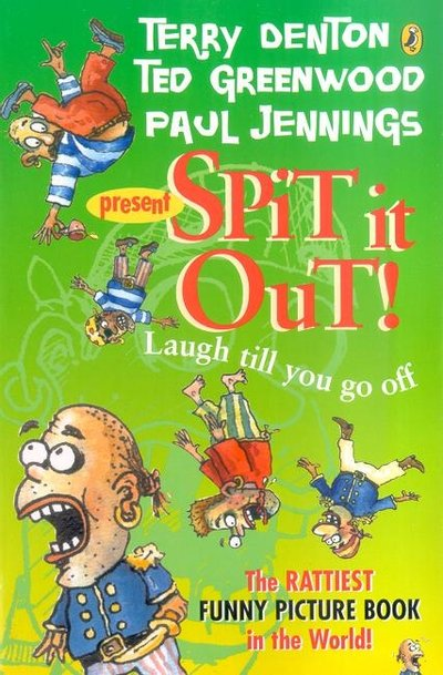 Spit it Out Book Cover