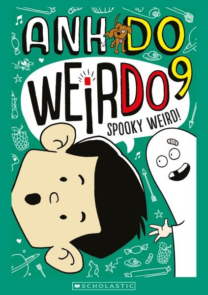 Weirdo 9 spooky weird! Book Cover