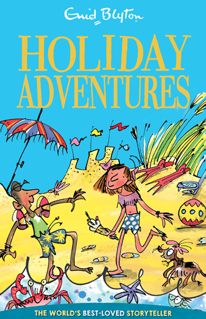 Holiday Adventures Book Cover