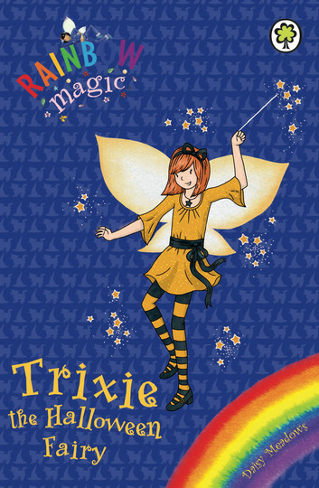 Trixie the Halloween Fairy Book Cover