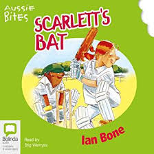 Scarlett's Bat Book Cover