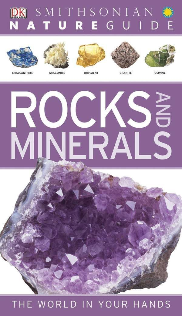 Rocks and Minerals Book Cover